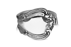 Silver Spoon Madeline  Adjustable Ring