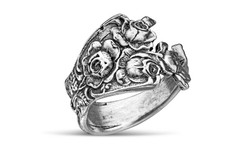 Silver Spoon Doris Adjustable Ring