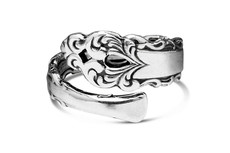 Silver Spoon Lara  Adjustable Ring