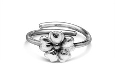 Silver Spoon Molly Sterling Silver Adjustable Ring