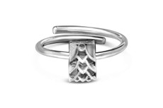Silver Spoon Katerina Sterling Adjustable Ring