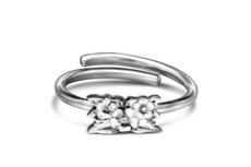 Silver Spoon Desireee Sterling Adjustable Ring