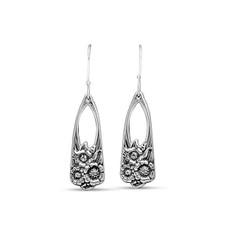 Silver Spoon June Drop Earrings