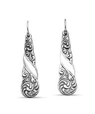 Silver Spoon Gloria Drop Earrings