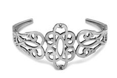 Silver Spoon Claire Cuff Bracelet