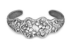 Silver Spoon Abigail Cuff Bracelet