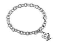 Silver Spoon Madeline Butterfly Charm Bracelet