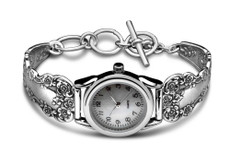 Silver Spoon Lady Helen Spoon Watches