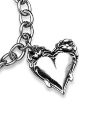Silver Spoon Victoria Heart Charms