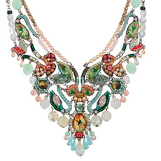Ayala Bar Spring 2017 Alchemilla Garden Necklace