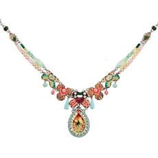 Ayala Bar Alchemilla Sunburst Necklace