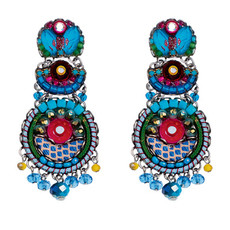 Ayala Bar Cornflower Fairy Tale Earrings