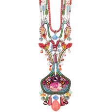 Ayala Bar Polyanthus Long and Layered Necklace