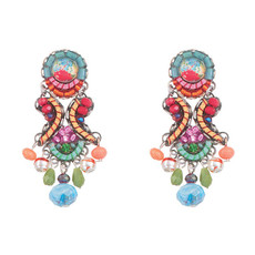 Ayala Bar Polyanthus Earrings Pandora