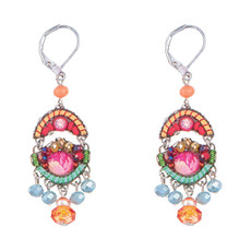 Ayala Bar Polyanthus French Wire Earrings