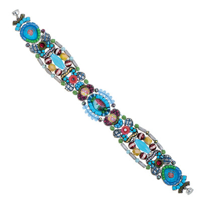 Ayala Bar Cornflower Magnet Clasp Bracelet