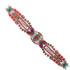 Ayala Bar Polyanthus Magnet Clasp Bracelet
