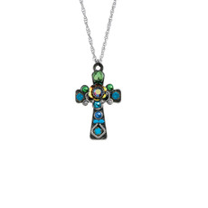 Ayala Bar Turquoise Dreams Small Cross