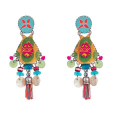 Ayala Bar Amalfi Wind Chime Earrings