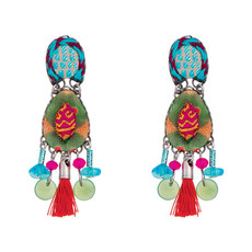 Ayala Bar Amalfi Kissing Frog Earrings