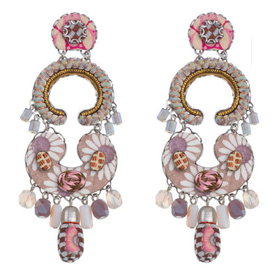 Ayala Bar Verona Victoria Long Post Earrings