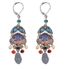 Ayala Bar Angelonia French Wire Earrings