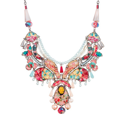 Ayala Bar Peony Queen of Hearts Necklace