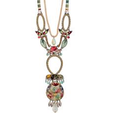 Ayala Bar Magnolia Long and Layered Necklace