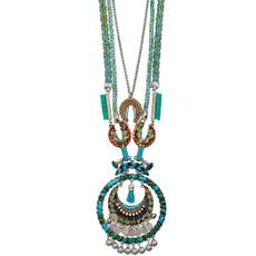 Ayala Bar Acadia Long and Layered Necklace - One Left