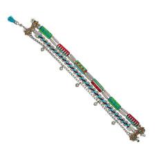 Ayala Bar Acadia Magnet Clasp  Bracelet - One Left