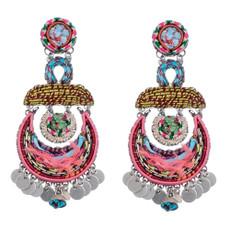 Ayala Bar Funky Flora Earrings