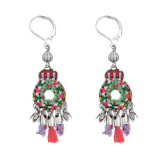Ayala Bar Flora French Wire Earrings