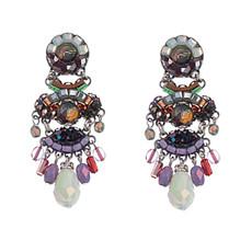 Ayala Bar Purple Hawthorn Earrings