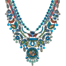 Blue Juniper necklace from Ayala Bar Jewelry