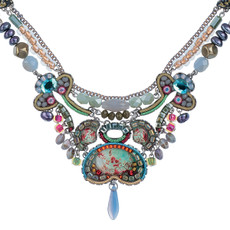 Ayala Bar Fall 2017 Turquoise Necklace Willow