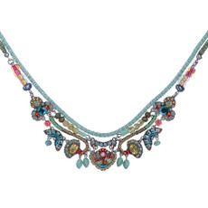 Ayala Bar Jewelry Willow Turquoise Necklace