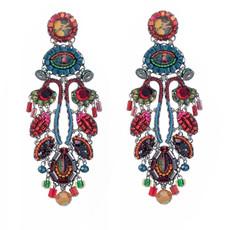 Ayala Bar Rowan Grapevine Earrings - One Left