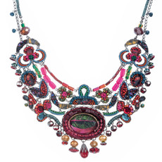 Pink Ayala Bar Jewelry Rowan Necklace - New Arrival