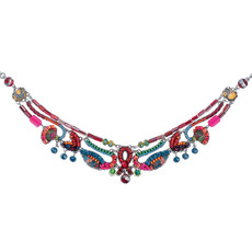 Ayala Bar Rowan Necklace Pink