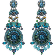 Ayala Bar Blue Clarity Earrings