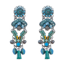 Blue Ayala Bar Jewelry Clarity Earrings