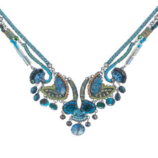 Blue Clarity necklace from Ayala Bar Jewelry