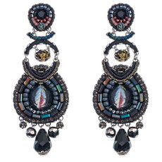 Blacktree earrings by Ayala Bar Jewelry