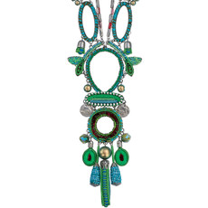 Ayala Bar Jewelry Cornelia Green Necklace