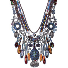 Ayala Bar Resonance Necklace Blue