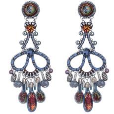 Blue Ayala Bar Resonance Earrings
