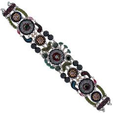 Black Nighthawk bracelet by Ayala Bar Jewelry
