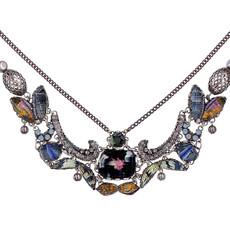 Purple Ayala Bar Jewelry West Wind Style Necklace