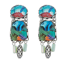 Turquoise Ayala Bar Revelation Earrings