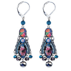 Blue Insight earrings from Ayala Bar Jewelry